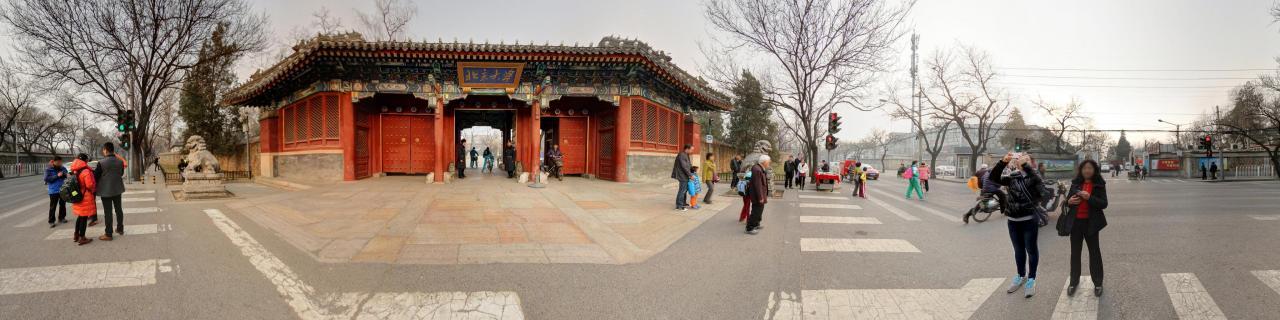 北京大学-风景