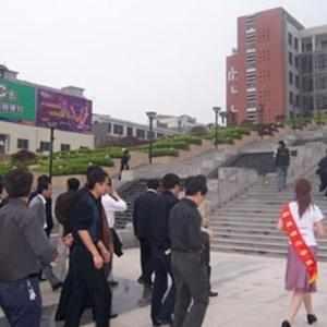 黄冈科技职业学院-风景