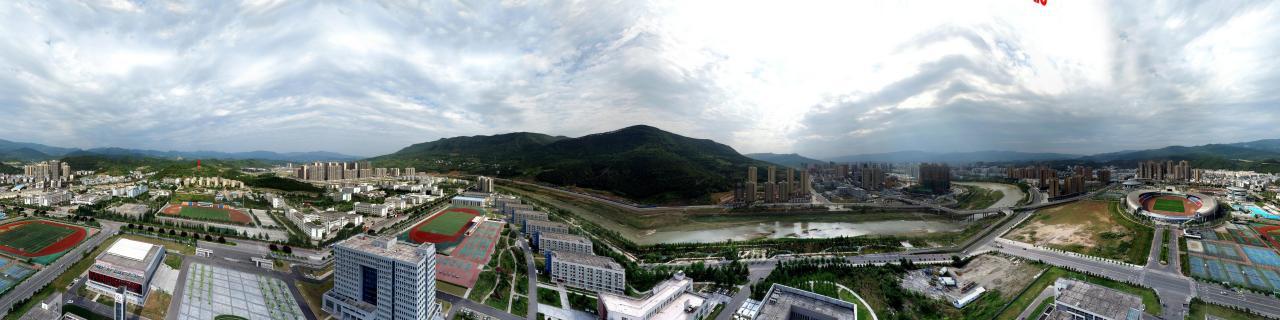 四川信息职业技术学院-风景