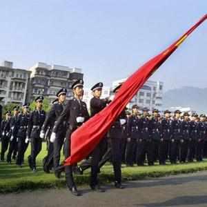 福建警官职业学院-风景