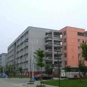 成都工业学院-风景