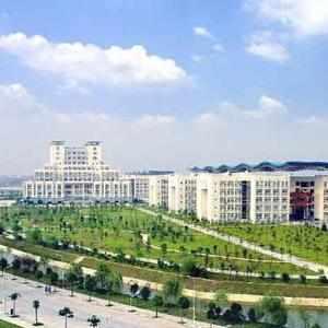 江汉大学-风景
