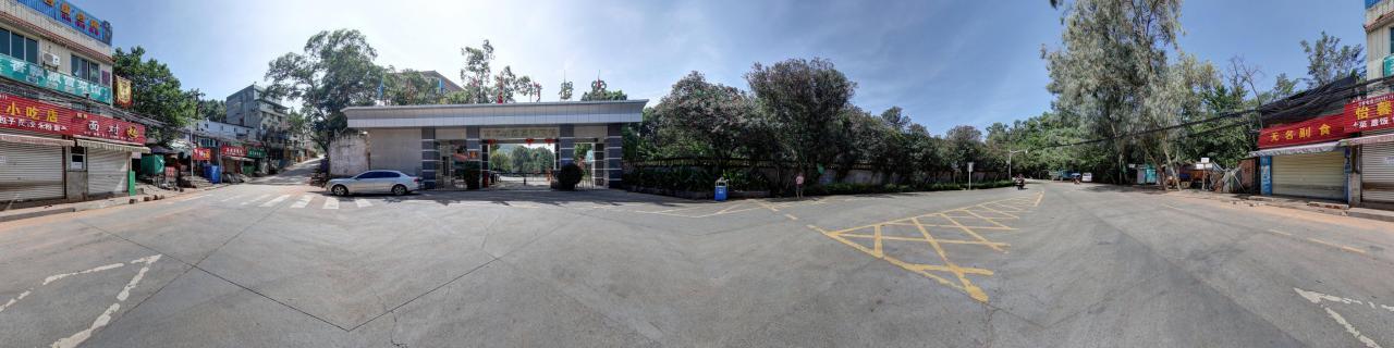 绵阳职业技术学院-风景
