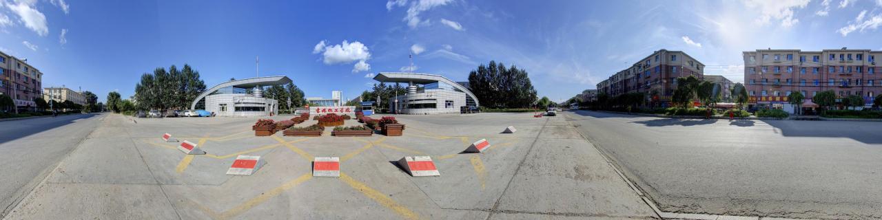 吉林化工学院-风景