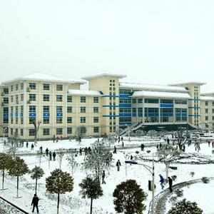 黄冈职业技术学院-风景
