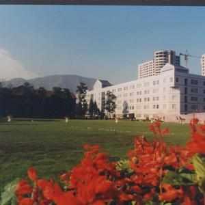 兰州大学-风景