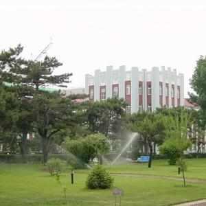 沈阳药科大学-风景