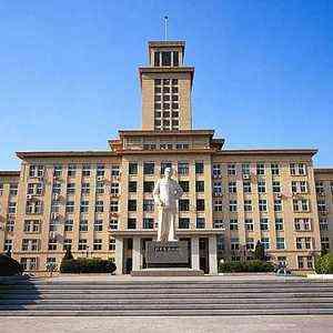 南开大学-风景