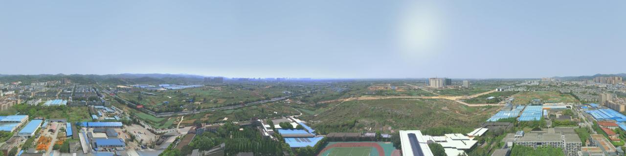 四川国际标榜职业学院-风景