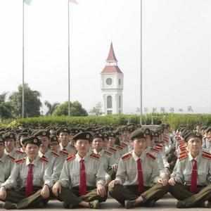 广西外国语学院-风景