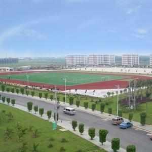 北京航空航天大学北海学院-风景