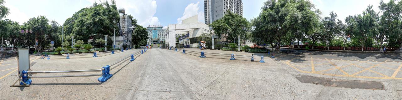 乐山师范学院-风景