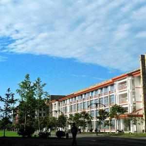 成都东软学院-风景