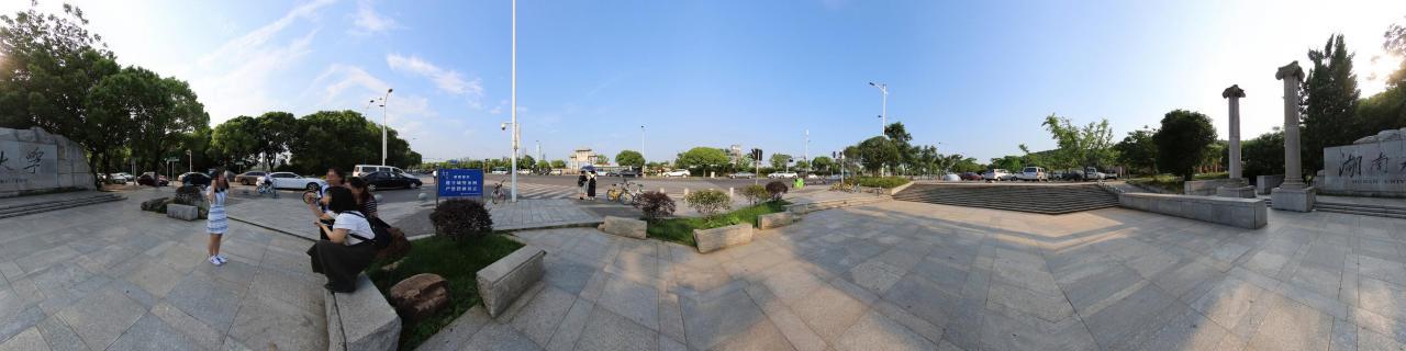 湖南大学-风景
