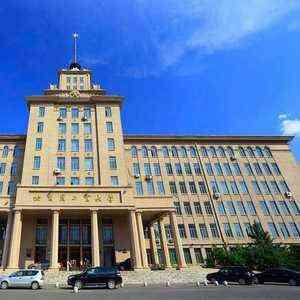 哈尔滨工业大学-风景