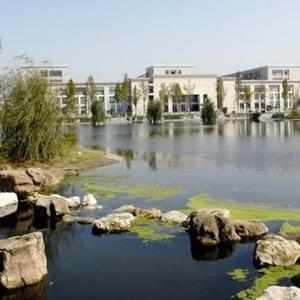 西南财经大学-风景