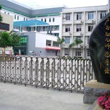 广西幼儿师范高等专科学校-风景