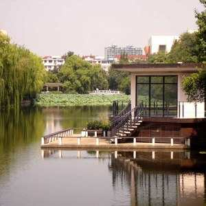 华东师范大学-风景