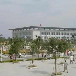 山东农业大学-风景