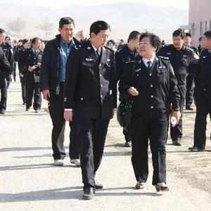 新疆警察学院-风景