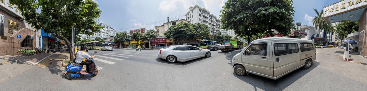 广西交通职业技术学院-风景